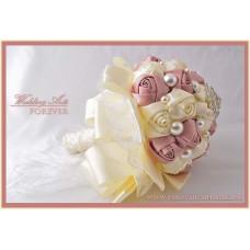 ÁLOM esküvői csokor