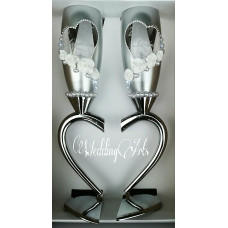 Chrome Heart silver