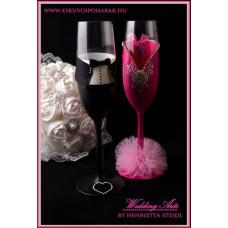 Pink menyasszony
